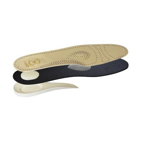Wkładki ortopedyczne na płaskostopie i ostrogę piętową - CARLO