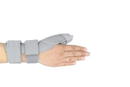 Orteza ręki z ujęciem kciuka Reh4Mat AM-D-01