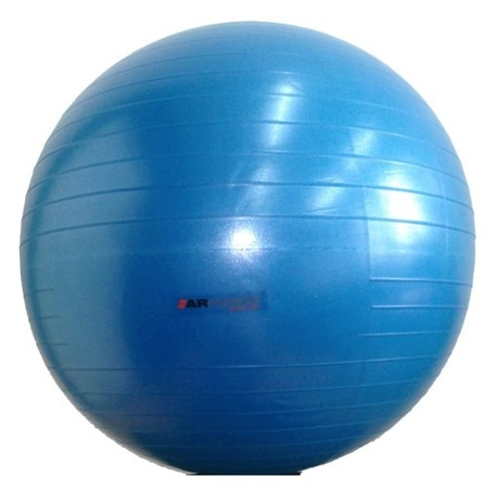 Piłka rehabilitacyjna Classic 65cm, pompka w komplecie