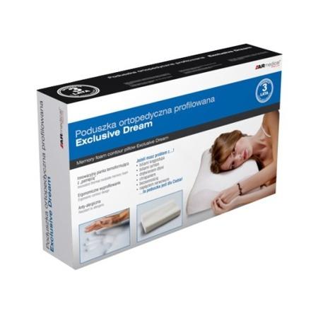 Poduszka Ortopedyczna Exclusive Dream 50x30x10