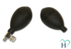 Balonik do ciśnieniomierza z zaworkiem